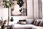 Фото 22 Акцент на стены (80+ идей): обзор стильных и современных картин в стиле лофт для интерьера