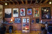 Фото 30 Акцент на стены (80+ идей): обзор стильных и современных картин в стиле лофт для интерьера