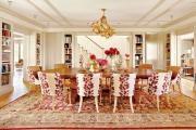 Фото 5 Жаккардовый ковер в интерьере: 65+ ярких и элегантных вариантов для гостиной и спальни