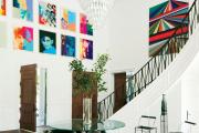 Фото 7 Жаккардовый ковер в интерьере: 65+ ярких и элегантных вариантов для гостиной и спальни