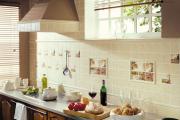 Фото 27 Дизайн кухни с бежевым фартуком: обзор стильных вариантов отделки и правильных сочетаний
