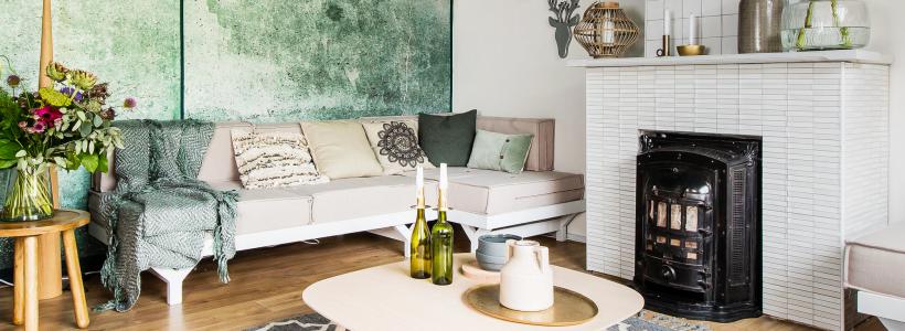 Оформление стен в комнате: лучшие фотоидеи и тренды 2019 года, цветовые гаммы, материалы и орнаменты