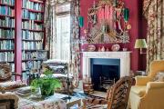 Фото 21 Оформление стен в комнате: лучшие фотоидеи и тренды 2019 года, цветовые гаммы, материалы и орнаменты