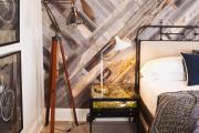 Фото 6 Оформление стен в комнате: лучшие фотоидеи и тренды 2019 года, цветовые гаммы, материалы и орнаменты