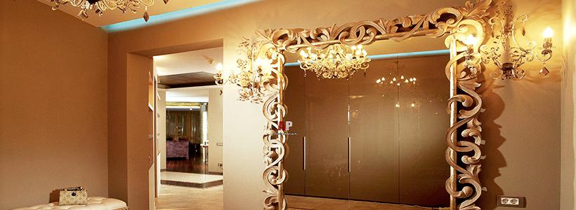 Освещение зеркала: 60+ реализаций в интерьере и элегантные варианты своими руками