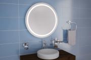 Фото 15 Освещение зеркала: 60+ реализаций в интерьере и элегантные варианты своими руками