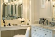 Фото 10 Освещение зеркала: 60+ реализаций в интерьере и элегантные варианты своими руками