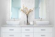 Фото 12 Освещение зеркала: 60+ реализаций в интерьере и элегантные варианты своими руками