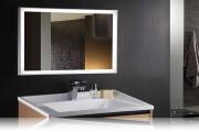 Фото 22 Освещение зеркала: 60+ реализаций в интерьере и элегантные варианты своими руками