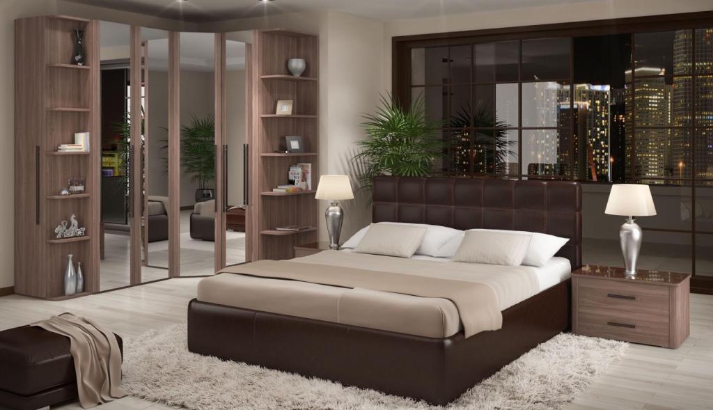 Спальни Лазурит 60 стильных гарнитуров Фото; Дизайн