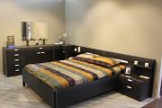 Фото 31 Спальни «Лазурит»: обзор актуальных коллекций спальных гарнитуров