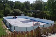 Фото 6 Спортивная площадка для дачи: этапы строительства и секреты выбора идеального места