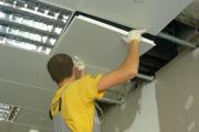 Фото 7 Светильники для потолка «Грильято»: правила монтажа и преимущества LED-технологии
