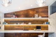 Фото 4 Светильники для потолка «Грильято»: правила монтажа и преимущества LED-технологии