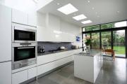 Фото 24 Светильники для потолка «Грильято»: правила монтажа и преимущества LED-технологии