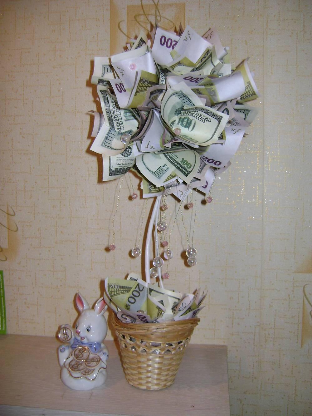 Как оформить подарок деньгами? Варианты оформления 78