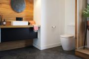 Фото 5 Северный минимализм: 60+ стильных интерьеров ванной и туалета в скандинавском стиле