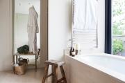 Фото 7 Северный минимализм: 60+ стильных интерьеров ванной и туалета в скандинавском стиле