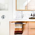 Северный минимализм: 60+ стильных интерьеров санузла в скандинавском стиле фото