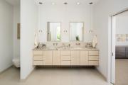 Фото 13 Северный минимализм: 60+ стильных интерьеров ванной и туалета в скандинавском стиле