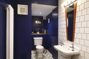 Фото 1 Северный минимализм: 60+ стильных интерьеров ванной и туалета в скандинавском стиле