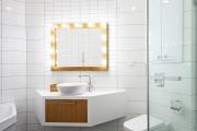 Фото 16 Северный минимализм: 60+ стильных интерьеров ванной и туалета в скандинавском стиле