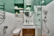 Фото 21 Северный минимализм: 60+ стильных интерьеров ванной и туалета в скандинавском стиле
