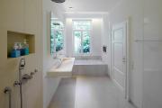 Фото 2 Северный минимализм: 60+ стильных интерьеров ванной и туалета в скандинавском стиле