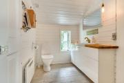 Фото 22 Северный минимализм: 60+ стильных интерьеров ванной и туалета в скандинавском стиле