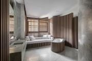 Фото 24 Северный минимализм: 60+ стильных интерьеров ванной и туалета в скандинавском стиле