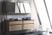 Фото 25 Северный минимализм: 60+ стильных интерьеров ванной и туалета в скандинавском стиле