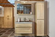Фото 26 Северный минимализм: 60+ стильных интерьеров ванной и туалета в скандинавском стиле