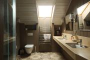 Фото 29 Северный минимализм: 60+ стильных интерьеров ванной и туалета в скандинавском стиле