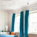 Узоры и рисунки для потолка из гипсокартона: 65+ готовых вариантов и стильные идеи декора своими руками фото