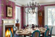 Фото 19 Узоры и рисунки для потолка из гипсокартона: 65+ готовых вариантов и стильные идеи декора своими руками