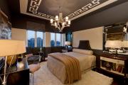 Фото 1 Узоры и рисунки для потолка из гипсокартона: 65+ готовых вариантов и стильные идеи декора своими руками