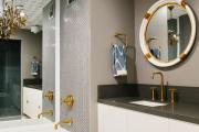Фото 23 Узоры и рисунки для потолка из гипсокартона: 65+ готовых вариантов и стильные идеи декора своими руками