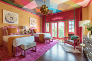 Фото 37 Узоры и рисунки для потолка из гипсокартона: 65+ готовых вариантов и стильные идеи декора своими руками