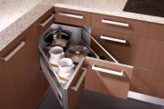Фото 25 Волшебный уголок для кухни (60+ фото моделей): практичные идеи для идеального кухонного порядка