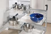 Фото 1 Волшебный уголок для кухни (60+ фото моделей): практичные идеи для идеального кухонного порядка
