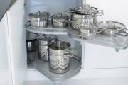 Фото 2 Волшебный уголок для кухни (60+ фото моделей): практичные идеи для идеального кухонного порядка