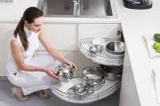 Фото 3 Волшебный уголок для кухни (60+ фото моделей): практичные идеи для идеального кухонного порядка