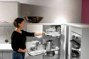 Фото 24 Волшебный уголок для кухни (60+ фото моделей): практичные идеи для идеального кухонного порядка