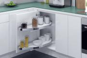 Фото 22 «Волшебный уголок» для кухни: для тех, кто всегда мечтал об идеальном порядке