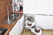 Фото 6 Волшебный уголок для кухни (60+ фото моделей): практичные идеи для идеального кухонного порядка