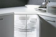 Фото 14 Волшебный уголок для кухни (60+ фото моделей): практичные идеи для идеального кухонного порядка