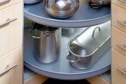 Фото 16 Волшебный уголок для кухни (60+ фото моделей): практичные идеи для идеального кухонного порядка