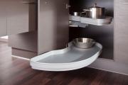 Фото 29 Волшебный уголок для кухни (60+ фото моделей): практичные идеи для идеального кухонного порядка