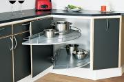 Фото 30 Волшебный уголок для кухни (60+ фото моделей): практичные идеи для идеального кухонного порядка