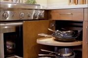 Фото 27 «Волшебный уголок» для кухни: для тех, кто всегда мечтал об идеальном порядке